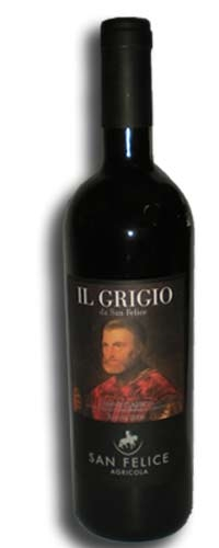 Il Grigio Chianti Classico Riserva San Felice 2008