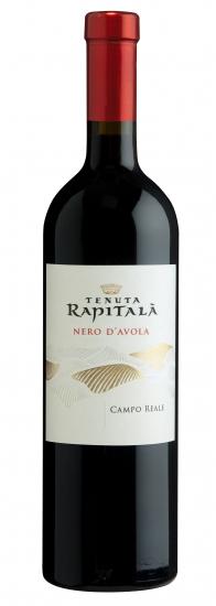 Campo Reale Nero dAvola IGT Rapitalà 2014