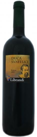 Riserva Duca Sanfelice Librandi 2009