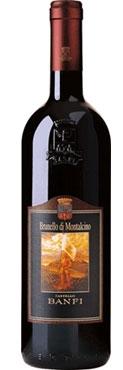 Brunello di Montalcino DOCG Castello Banfi 2010