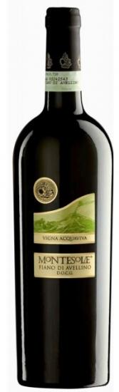 Fiano di Avellino DOCG Vigna Acquaviva Montesole 2014