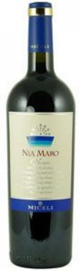 Nia Maro Merlot Sicilia Miceli 2004