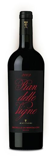 Pian delle Vigne Brunello di Montalcino Antinori 2009