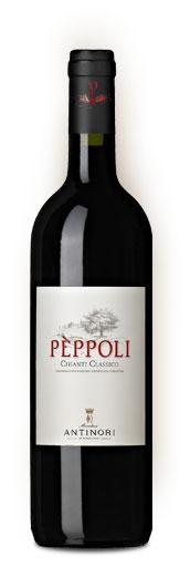 Pèppoli Chianti Classico Antinori 2013