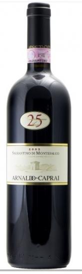 Montefalco Sagrantino 25 Anni Arnaldo Caprai 2004