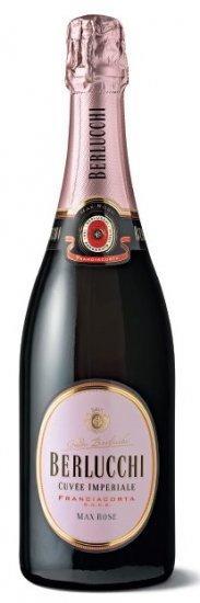 Cuvée Imperiale Max Rosé Franciacorta Berlucchi