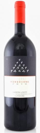 Mongovone Barbera d'Asti Superiore Elio Perrone 2008