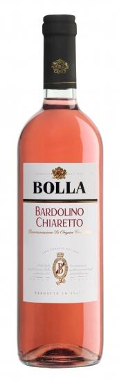 Bardolino Chiaretto Bolla 2014