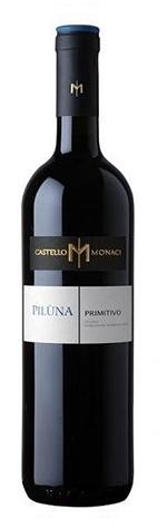 Magnum Piluna Primitivo Salento IGT Castello Monaci 2013