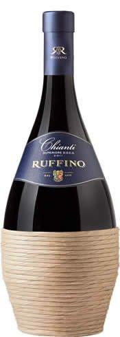 Nuovo Fiasco Chianti Superiore DOCG Ed. Limitata Ruffino 2012