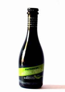 Parthenope Birra Artigianale scura piccola