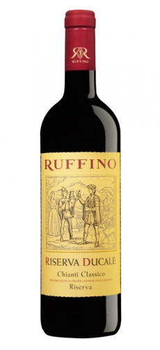 Riserva Ducale Chianti Ruffino 2012