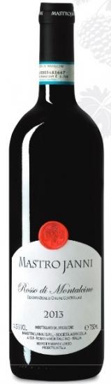 Rosso di Montalcino Mastrojanni 2013