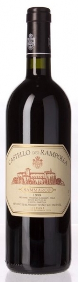 Sammarco Castello dei Rampolla Magnum 2009